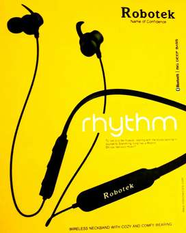 ROBOTEK (RHYTYM) BLUETOOTH HEADSETS