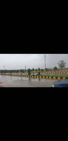 Gulshan-e-Mehran sector 3A 240 square yard plot available good locatio