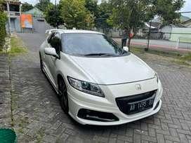 Jual Honda CR-Z 2014 plat AB full body kit mugen