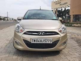 Hyundai I10 Asta 1.2 Automatic with Sunroof, 2012, Petrol