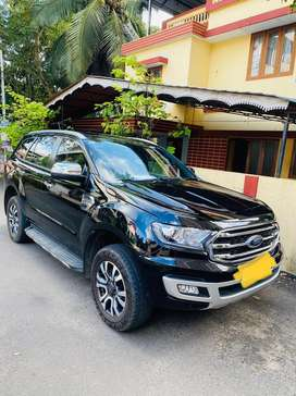 Ford Endeavour 2019 Diesel Well Maintained