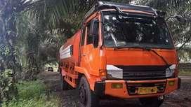 Jual Mobil Truck Tangki CPO