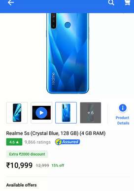 Realme all models are available