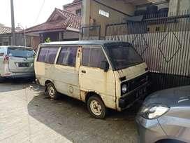 Minibus hijet 1000 murah bahan