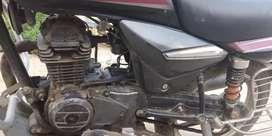 (Munda pind)  Platina bike good maintenance and all work smoothly