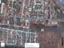 Tanah Kavling luas dekat fasum dan RS Lira Medika