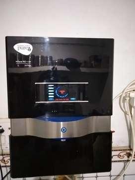 Pureit Mineral RO + UV Water purifier