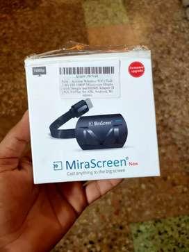 Mira screen mirroring