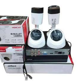 Pasang Cctv Terlengkap Ready Paket Mumer Turbo HD Garansi
