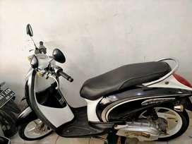 Scoopy th 2010 sebatang warung Yulia Sultan Adam hairi motor