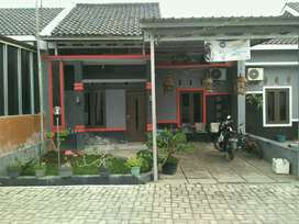 Dijual / over kredit Cluster Parama Regency ,Mejasem Tegal.