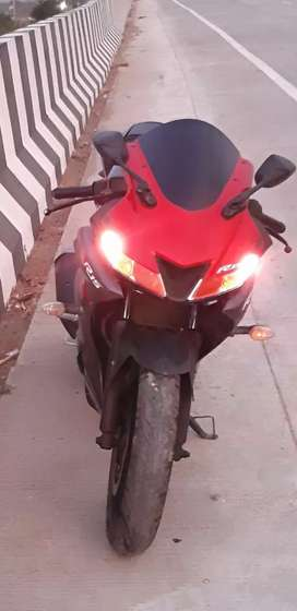 My r15 is 2 owner and good mainatnce