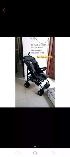 Stroller Pliko Mini Limited Edition