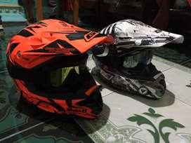 Helm trail cross gm