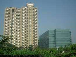 1.5 bhk semi furnished flat on rent at Casa Ultima Lodha at Majiwada