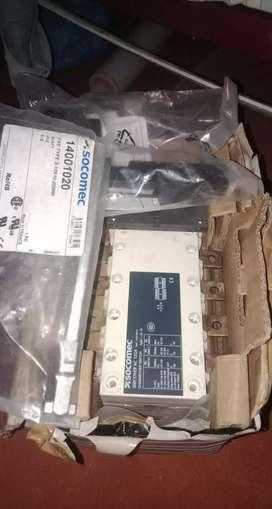Jual beli alat listrik sisa proyek, mcb, mccb, kontaktor, kabel,