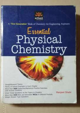 Physical Chemistry by Ranjeet Shahi
