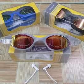 Kaca mata renang speedo 3500 import premium
