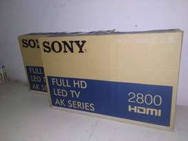 32''inch smart sony panel android led with one yr warranty