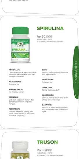 Produk Herbal HNI
