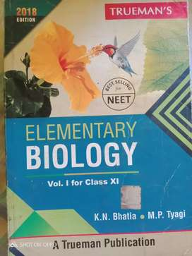 Trumen's Elementary Biology