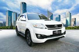Tyt Fortuner G 2.4 Trd At 2015