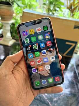 Iphone 11 128gb Red Edition Sangat Istimewa