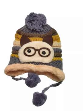 Premium Quality Woolen Caps for kids