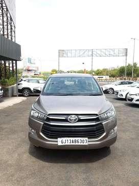 Toyota INNOVA CRYSTA 2.8 GX CRDi Automatic, 2017, Petrol
