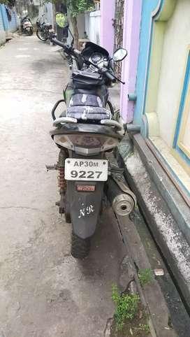Hero Honda cbz Xtreme bike