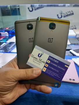 Oneplus 3t availabl at Usama Mobile lahore fix price shop