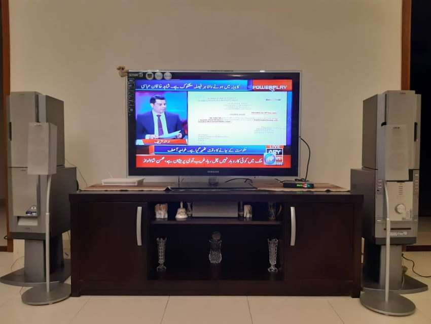 Sony Home Theater System 0