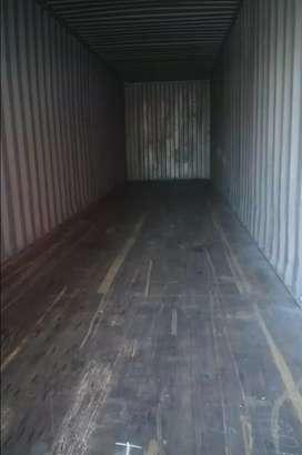 40feet hc container bekas