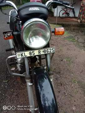 95CC, black colour, re-tested