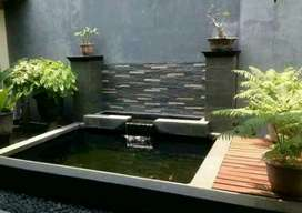 Kolam batu alam