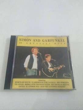 CD music Simon and Garfunkel