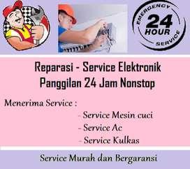 Service AC Mesin cuci Frezerbox Kulkas - Bongkar pasang Ac