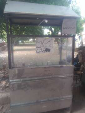 Juice and sharwama counter for sale