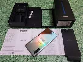 Samsung Note 10 8/256GB Aura Glow Sein Indonesia