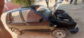 Mehran with new tyres and Battery. Bluetooth and Usb Media player