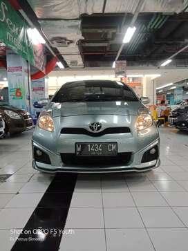 Toyota Yaris S trd 2012 manual no metik harga kredit murah dp minim