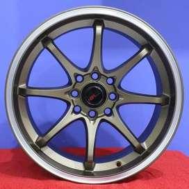 Velg Import HSR - HIROSHIMA JD6028 Ring16x7/85 H8 SE