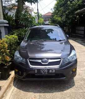 Di jual cash and credit Subaru XV good condition
