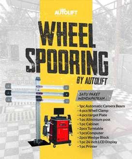 AUTOLIFT SPOORING/CAR WHEEL ALIGNER