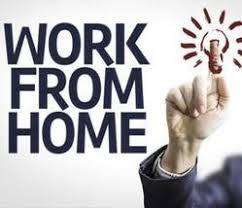 Part time typing work from home