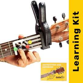 GUITAR BRO - Smartest way to learn guitar (Learning Tool+Book+Video)