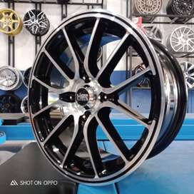 Velg R15 Mobil Agya Calya Swift Ignis Mobilio