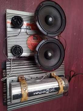 Sound System Mobil Komplit