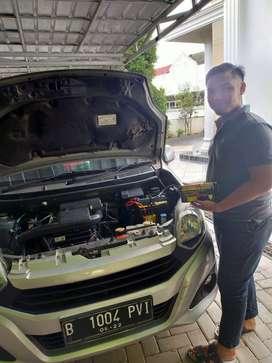 TERSEDIA Aksesoris Mobil AYLA bikin BBM Lebih IRIT dg ISEO POWER
