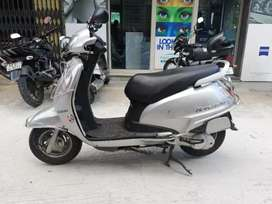 Auto india Suzuki Access 125cc single owner Showroom condition up to